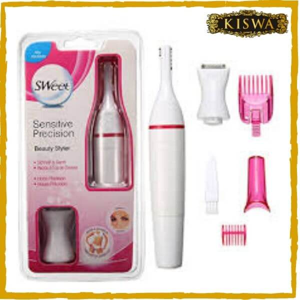 Sweet Sensitive Touch Electric Facial Hair Trimmer For Women